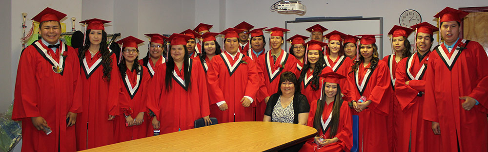 Dennis Franklin Cromarty High School 2014 Grads